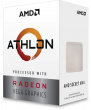 Athlon 3000G 3.5GHz 35W 2C/4T AM4 APU with Radeon Vega 3 Graphics