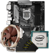 Intel 7th Gen CPU and ATX Motherboard Bundle