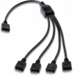 Gelid 1-to-4 RGB Splitter Cable