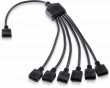 Gelid 1-to-6 RGB Splitter Cable