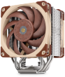 NH-U12A Premium 120mm CPU Cooler with two Quiet NF-A12x25 PWM Fans