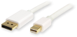DisplayPort to Mini DP 2m Cable with Locking Connector