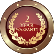 Free Silver Warranty (2 years labour and parts)