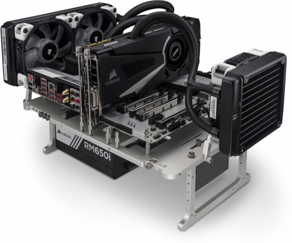 BC1 shown with PC components installed