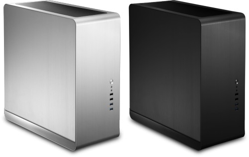 Nofan A490S Silent Desktop with solid sides