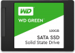 Green 120GB 2.5in SSD, WDS120G2G0A